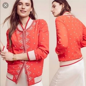 Anthropologie conditions apply jacket